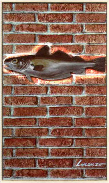 The Whiting on the Wall