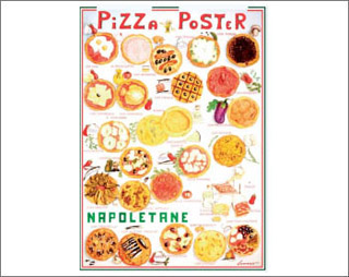 poster pizza